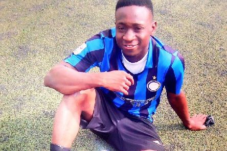 Kenechukwu Jonathan is hoping to attend a trial at Ilkeston Town.