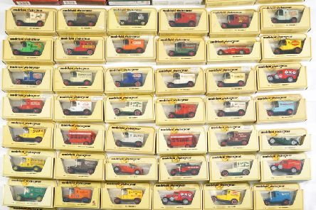 A collection of 80 boxed model cars, in immaculate condition, will be sold in support of St Johns Hospice.