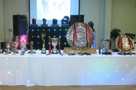 Garstang FC celebrated their double-winning seasons in 2017/18