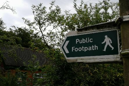 Are the signs good for Lancashire's historic routes?