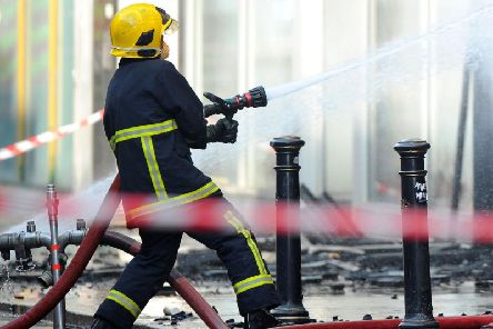 Number of full-time equivalent firefighters in Lancashire fell from 1,171 in 2010 to 861 in 2018