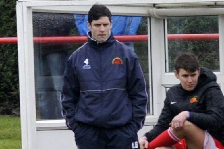 Garstang manager Lee Baker is looking for a return to winning ways