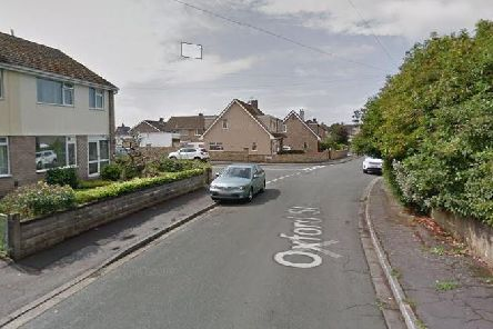 A generic shot of Oxford Street, Lancaster where the fire happened (Image: Google)