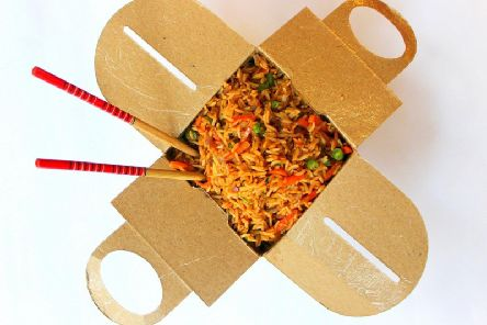 A new survey has revealed the extent of our love affair with the takeaway