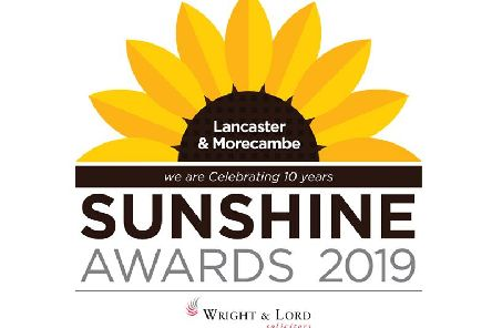The Lancaster and Morecambe tenth Sunshine Awards 2019