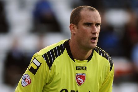 Keeper Barry Roche (photo: Getty Images)