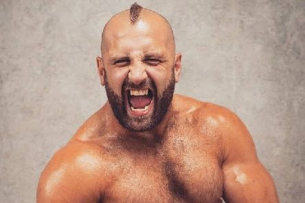 Stixx is one of the most decorated wrestlers in the UK.