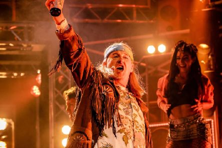 Kevin Kennedy stars as Dennis in Rock of Ages