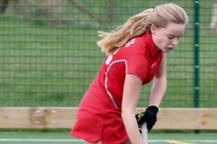 Garstang Hockey Club's Grace McGarvey