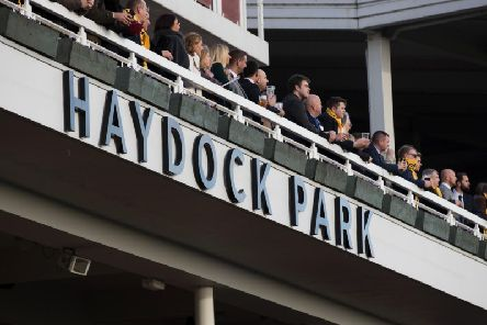 Haydock Park stages a midweek jumps meeting on Wednesday