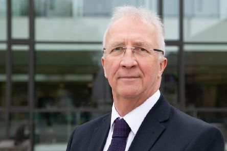 Coun David Molyneux praised councillors for supporting communities with Brighter Borough money