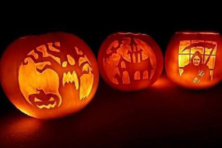 Halloween pumpkins have become a staple of the holiday.