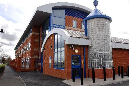 Wigan Police Station