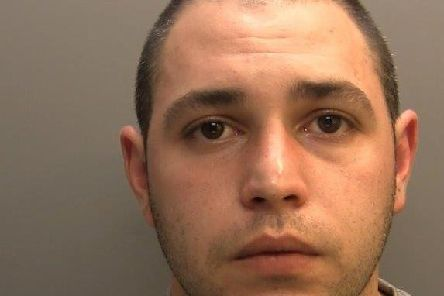 Cristian Abu-Shaer, 29, is wanted on suspicion of breaching the terms of his sex offenders licence