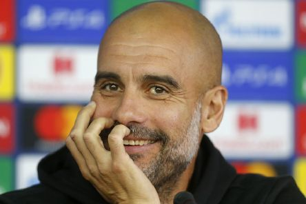 The next visitors to Deepdale are Pep Guardiola's Manchester City