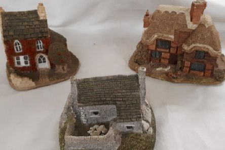 Collecting and trading Lilliput Lane is a popular hobby