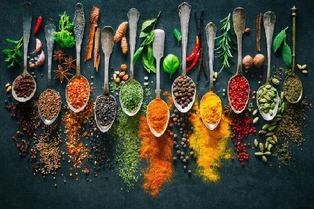 It's definitely time to step up your seasoning game