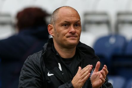 North End manager Alex Neil