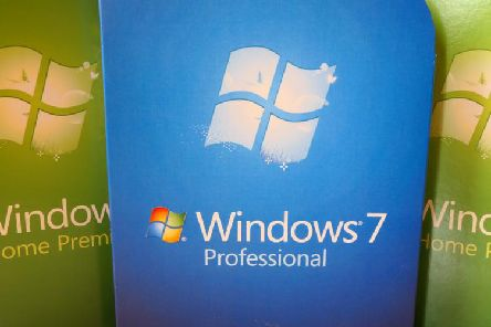 Windows 7 will no longer be supported by Microsoft and could be vulnerable to hackers.