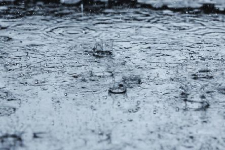 A very wet weekend lies ahead for Preston