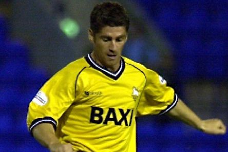 Motherwell boss Stephen Robinson played for PNE