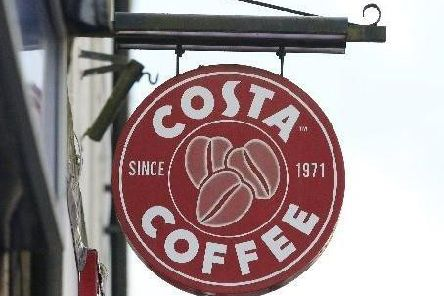 Costa Coffee has since offered Lisa's mum a free coffee and cake