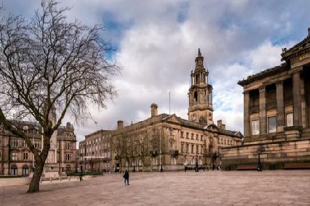 The weather in Preston this weekend is set to be a mixed bag, with sunshine, cloud and cooler temperatures predicted.