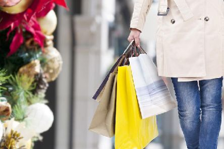 Black Friday officially announces the start of Christmas shopping season. Picture: Shutterstock