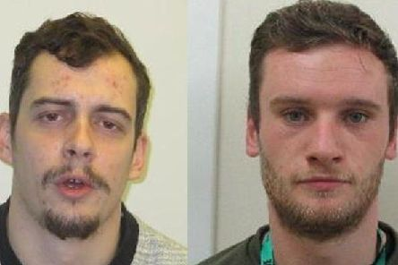 Kyle Meighan, 27, and Jack Thompson, 24