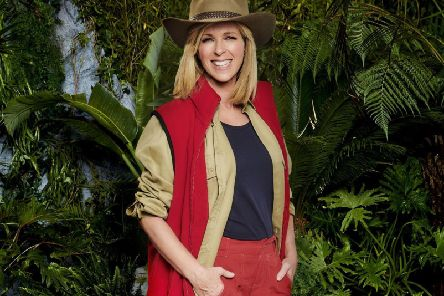 Kate Garraway in I'm a celebrity: Get me out of here
