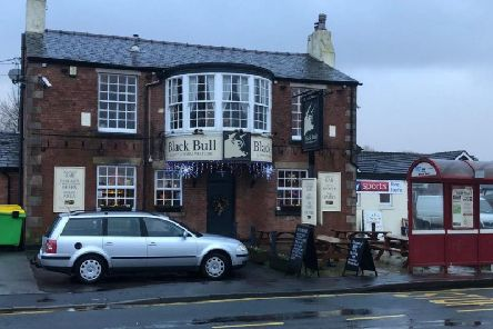 The Black Bull in Longton
