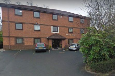 Priory Park Care Home in Penwortham. Image: Google