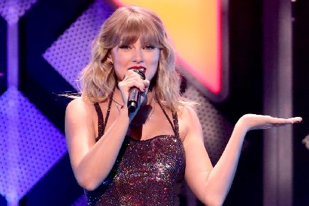 Taylor Swift (Photo by Manny Carabel/Getty Images)