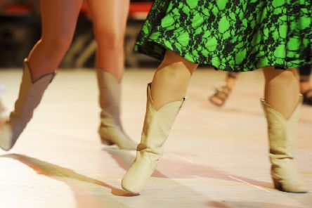 Get fit and have some fun with a spot of Line Dancing at Knowle Green