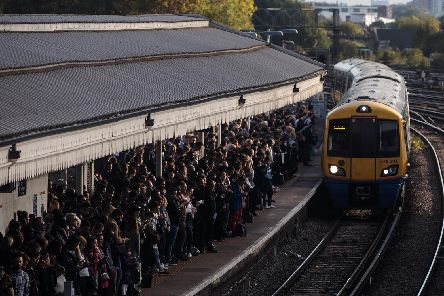 Network Rail is being investigated over its poor performance