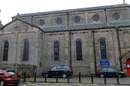 Poetry and readings are to be shared at the service at the Church of St George the Martyr off Lune Street.