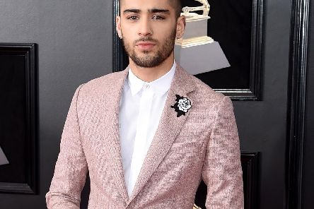 'Zayn Malik' has reportedly donated 10,000 to a five-year-old girl who is fighting cancer in Burnley. (Photo by Jamie McCarthy/Getty Images)