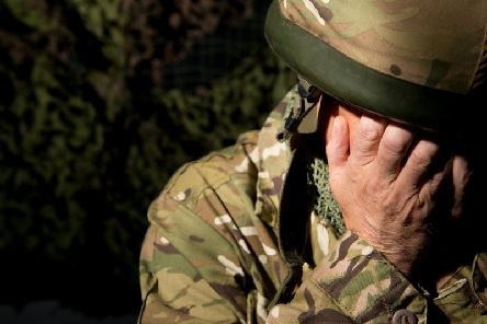 Combat Stress said a lack of funding meant it could no longer take on new cases