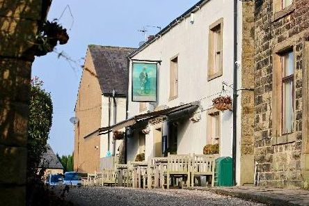 The Freemasons at Wiswell - named as the third best gastropub in the UK