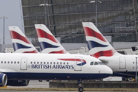 """British Airways has suspended all flights to mainland China after the Foreign Office warned against """"all but essential travel"""" to the country"""