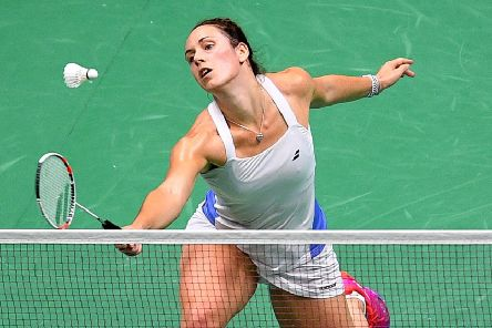 Chloe Birch in action (photo: Getty Images)