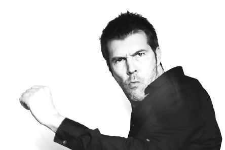 Rhod Gilbert is live at King George's Hall, Blackburn on Thursday, February 28