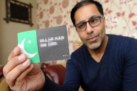 Pav Akhtar, 40, a governor at Lancashire Teaching Hospitals NHS Foundation Trust, was among a number of recipients of alleged hate mail delivered to Muslim homes in Blackpool Road, Preston in 2018.