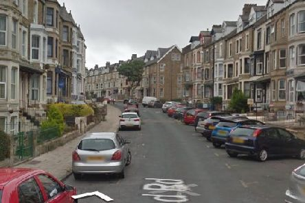 West End Road in Morecambe. Image courtesy of Google Streetview.