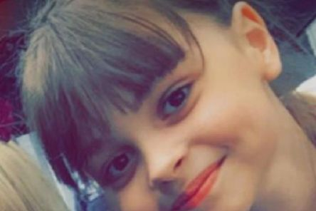 "Saffie Rose Roussos - ""You are not forgotten"""