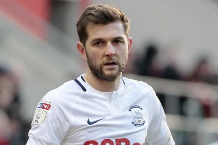 Preston North End's Tom Barkhuizen