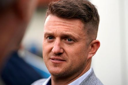 Tommy Robinson, real name Stephen Yaxley-Lennon, lost his deposit after finishing eighth in the North West region (Photo: Getty Images)