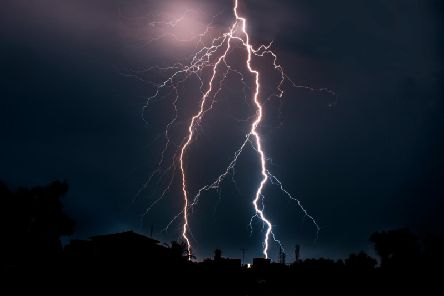 The Met Office has issued a yellow weather warning for thunderstorms to Preston, as torrential rain and lightning are set to hit.