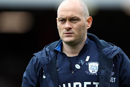 Preston boss Alex Neil