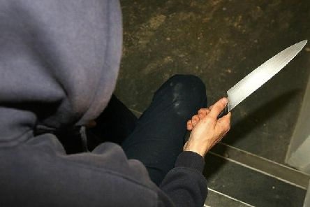 Lancashire Constabulary figures showed a 33% increase in knife crime in 2018/2019.